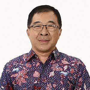 Arief Rahardjo, Vice President Of Technology, PT. Tiki Jalur Nugraha Ekakurir