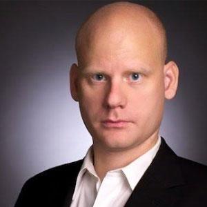 Fredrik Lindstrom, Manager CIO Advisory, KPMG