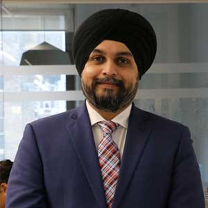 Ravnit Singh Kohli, Managing Director (Technology) and Head of the New York/Canada Business Unit, Synechron