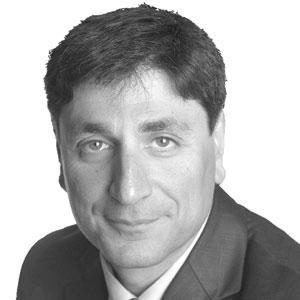Sasha Gilenson, CEO