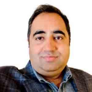 Qadir Nawaz, Director, Business Solutions, King's Hawaiian