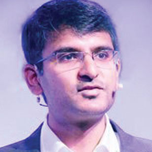 Vishnu Sundaram, VP, Telematics Business Unit HARMAN Connected Car (A Samsung Company)