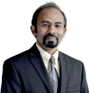 Dr. Robello Samuel, Chief Technical Advisor and Halliburton Technology Fellow, Halliburton
