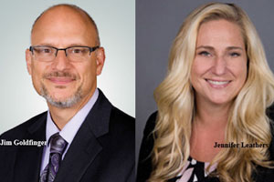 Jim Goldfinger and Jennifer Leathers lead the Salesforce.com practice at HighPoint Solutions