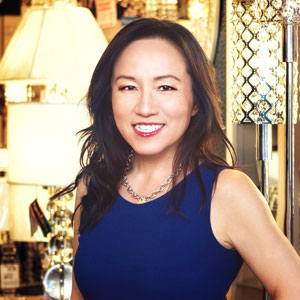 Angela Hsu, SVP of Marketing and eCommerce, Lamps Plus