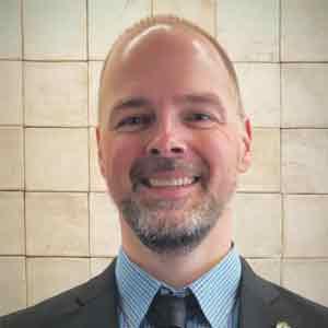 Michael Finch, CIO, Lane County Government