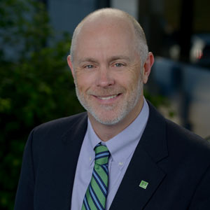 Barry Baird, Head of Payments, TD Bank