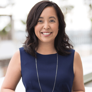 Christina Yi, Chief Operations Officer, Dendreon