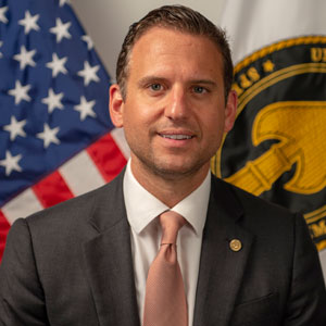 Brian Gershkoff, Chief Knowledge Officer, U.S. Special Operations Command (USSOCOM)