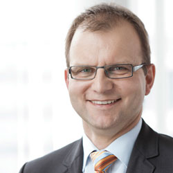Harald Bock, CTO Technology Strategy, Coriant