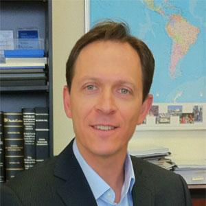 Nimrode Borovsky, Global VP, Marketing for AudioCodes