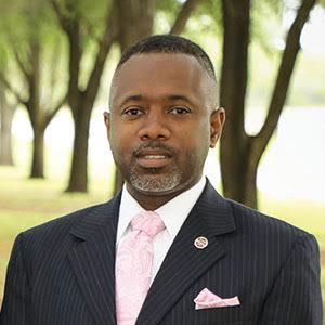 Leebrian E Gaskins, AVP-IT & CIO, Texas A&M International University