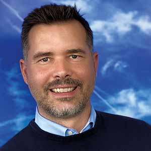 Oliver Pulcher, Director of Corporate Development, Strategy, International Affairs and UAS at DFS Deutsche Flugsicherung