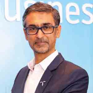 Rajiv Bawa, Chief Business Officer, Total Access Communication PLC