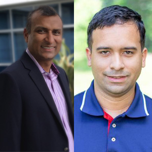 Sachin Aggarwal, CEO and  Cesar Rodriguez, Head of Developer Advocacy at Accurics and creator of Terrascan