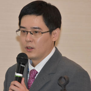 David Tsao, Product Manager of QNAP