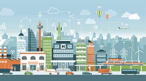 Smart City Development: A Path towards Sustainable Ecosystem