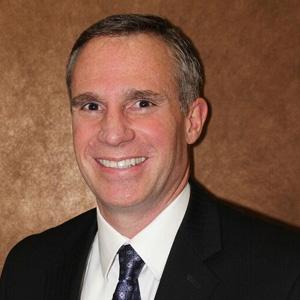 Steve Garske, Ph.D., Senior Vice President & Chief Information Officer, Children's Hospital Los Angeles (CHLA)