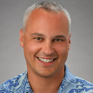 Cody Down, CIO & Associate VP, Hawai'i Pacific University