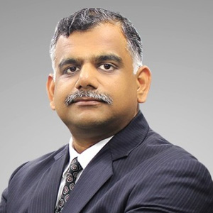 Ramki Sankaranarayanan, Founder and CEO, Prime Focus Technologies.