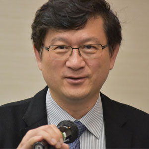 Teddy Kuo, Chairman, QNAP Systems, Inc