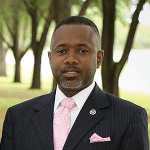 Leebrian E. Gaskins, CIO, Texas A&M International University