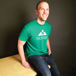 Brett Brohl, Managing Director, Techstars