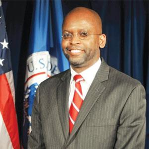 Adrian R. Gardner, CIO, FEMA