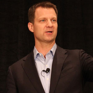 Steve Lucas, President, SAP Digital Enterprise Platform