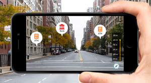 The Role of Augmented Reality in the Financial Sector