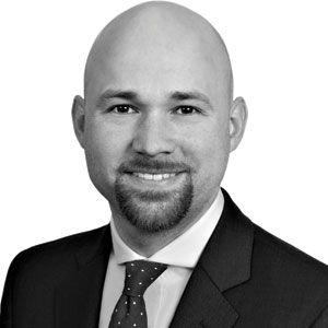Nick Fischer, Senior Vice President & CFO, Betteridge
