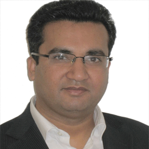 Shabaz Ali, CEO and President, Tarmin