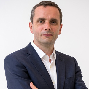 Sylvain Quartier, VP Marketing and Access Product Strategy