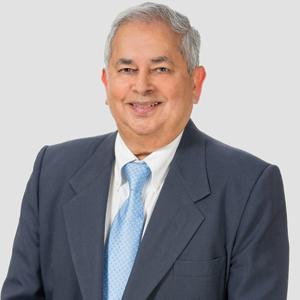 Sam A. Mehta, P.E., Senior Vice President, Gresham, Smith and Partners