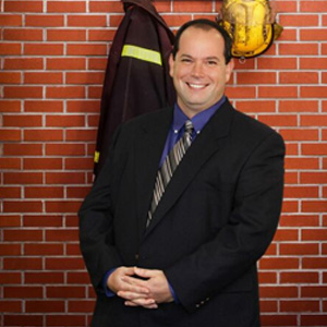 Jeremy Gibault, Senior Manager-Information Systems, Firehouse Subs