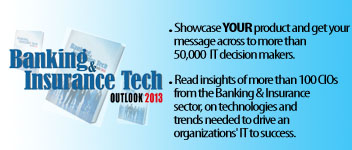 Banking & Insurance Tech Outlook 2013